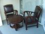 Tables et fauteuils pour Horeca ou Event VIP - occasion